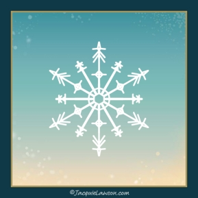 snowflake_83 © JacquieLawson.com | #JLAdventCalendar #KBFNews